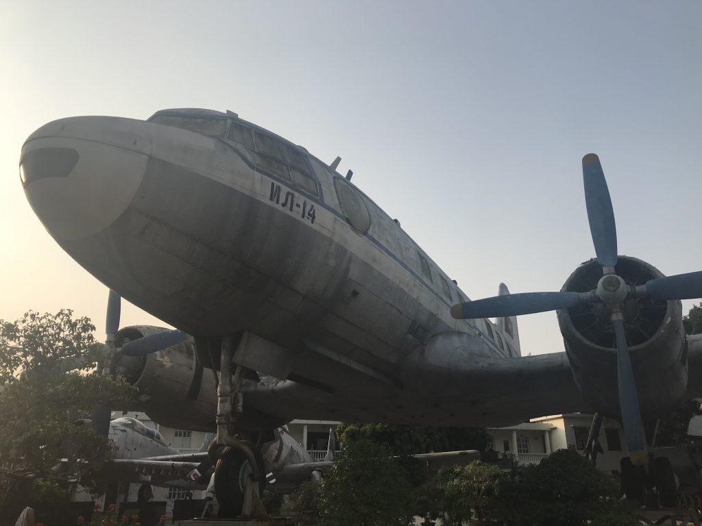 【ハノイ市】オススメ観光スポット『ベトナム軍事歴史博物館』