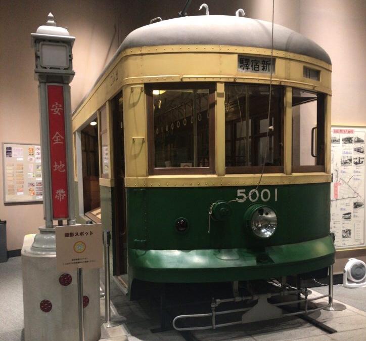 【新宿区】今も昔も憩いの場『新宿歴史博物館』